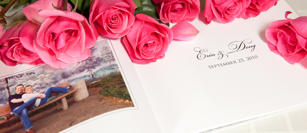 Emily Post Wedding GuestBook